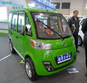 Chinese low speed EV